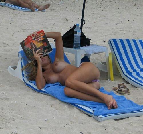продолжение пляжной темы...