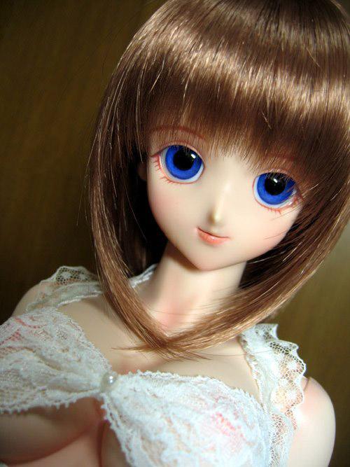 о какая кавайная кукла