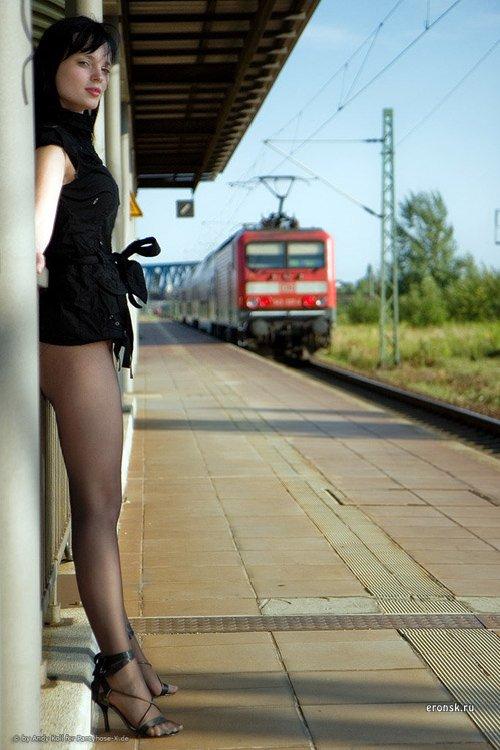 еще железнодорожная тема