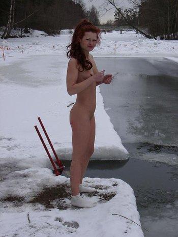 вот еще про купание в холодной воде