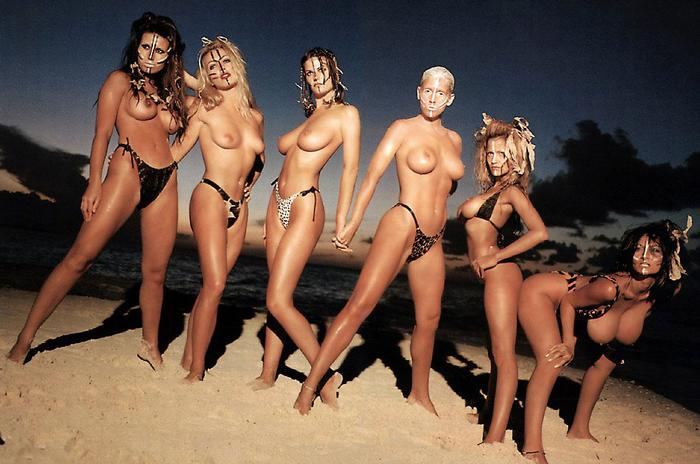 beach girls again!