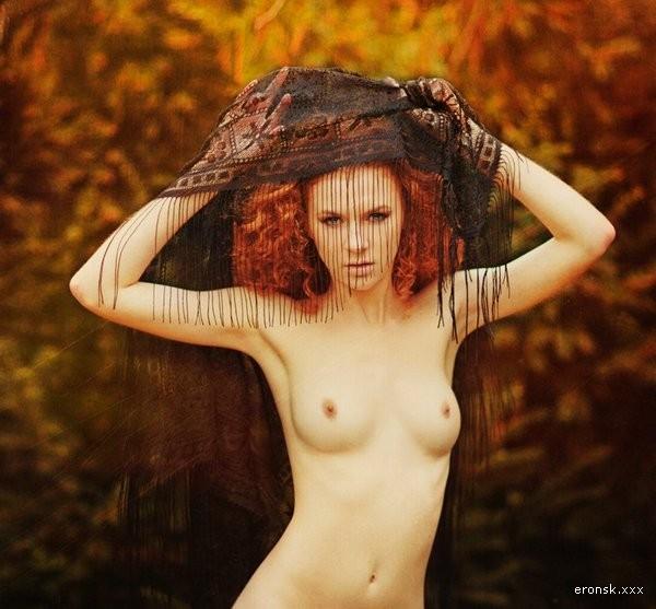 Осенний мотив в жанре НЮ