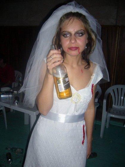 если день свадьбы совпадёт с хеллоуином