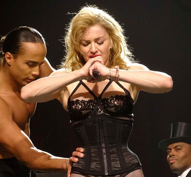 Мадонна образца 2012 года