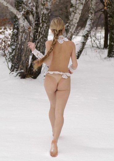 Не уходи, Снегурочка