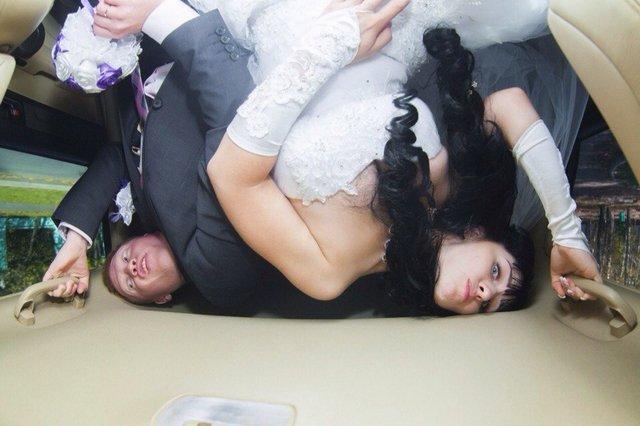 свадьба - один из самых бессмысленных и беспощадных обрядов
