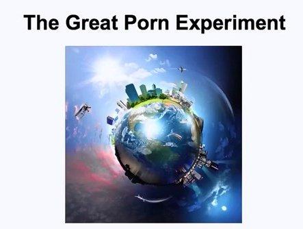 Великий порно-эксперимент