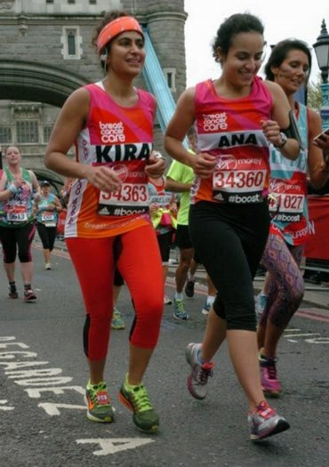 кровавый марафон
