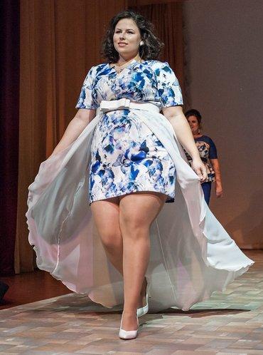 20-летняя студентка из Новосибирска стала самой красивой толстухой в России