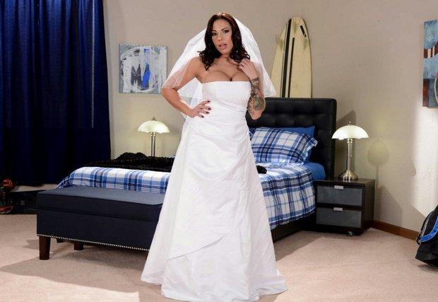 Lylith Lavey готовится к свадьбе