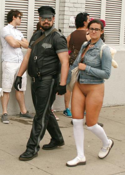 педоярмарка Folsom Street Fair