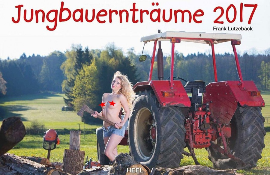 Jungbauerntraume - Calendar 2017