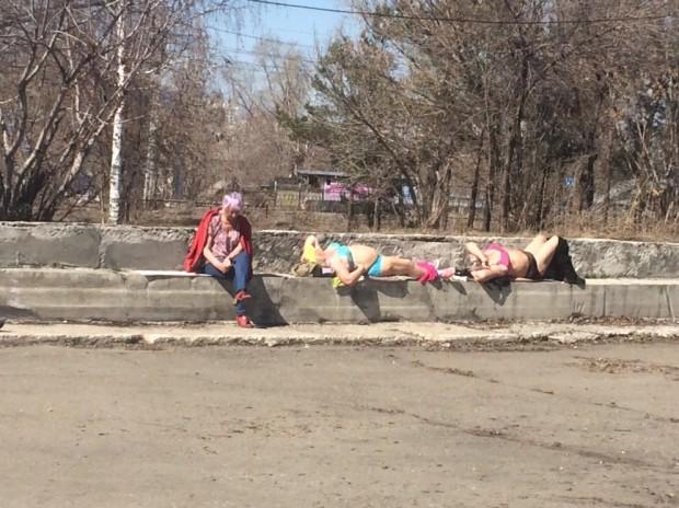 Ситуация в Барнауле