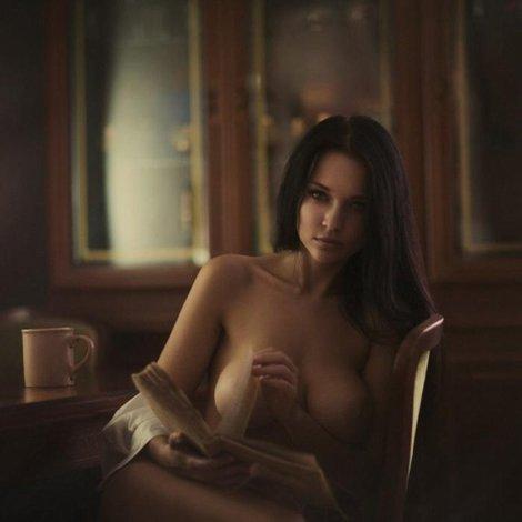 кофе и немного молока
