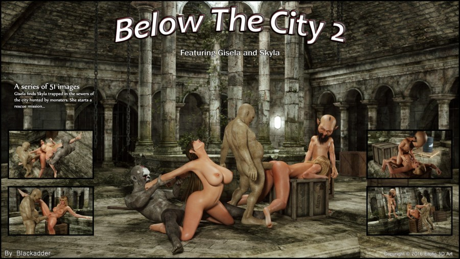 Below the City 2
