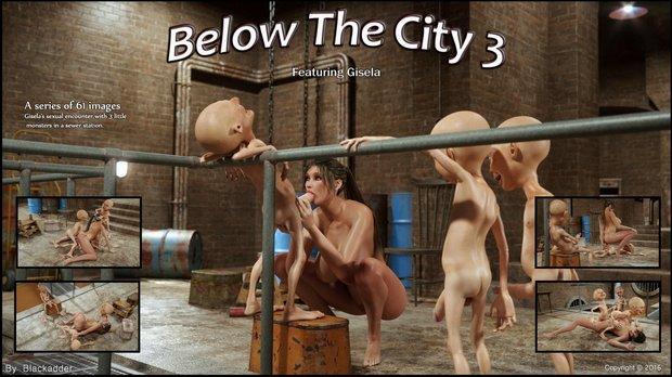 Below the City 3